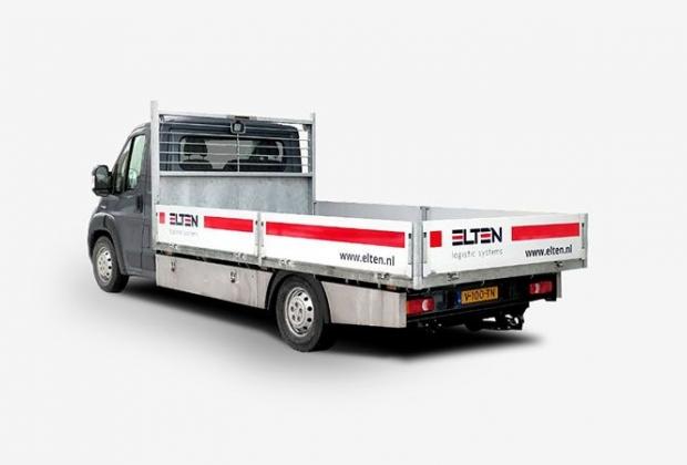 elten-busbestickering-huif-pickup-ontwerp-belettering-veenendaal