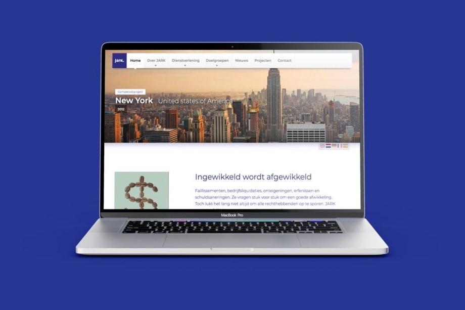 jark-website-webdesign