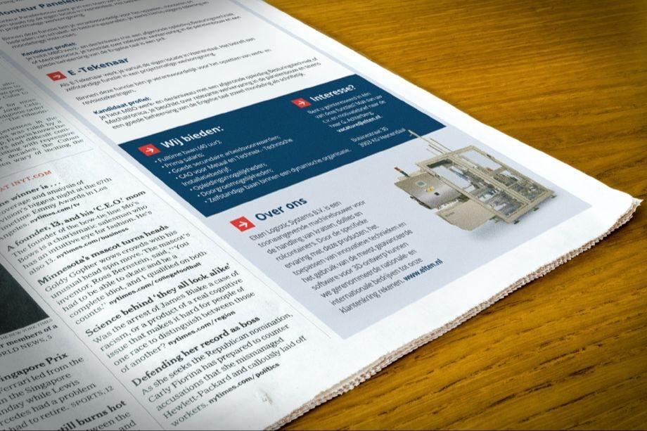 advertentie-krant-dpgmedia-opmaak-ontwerp