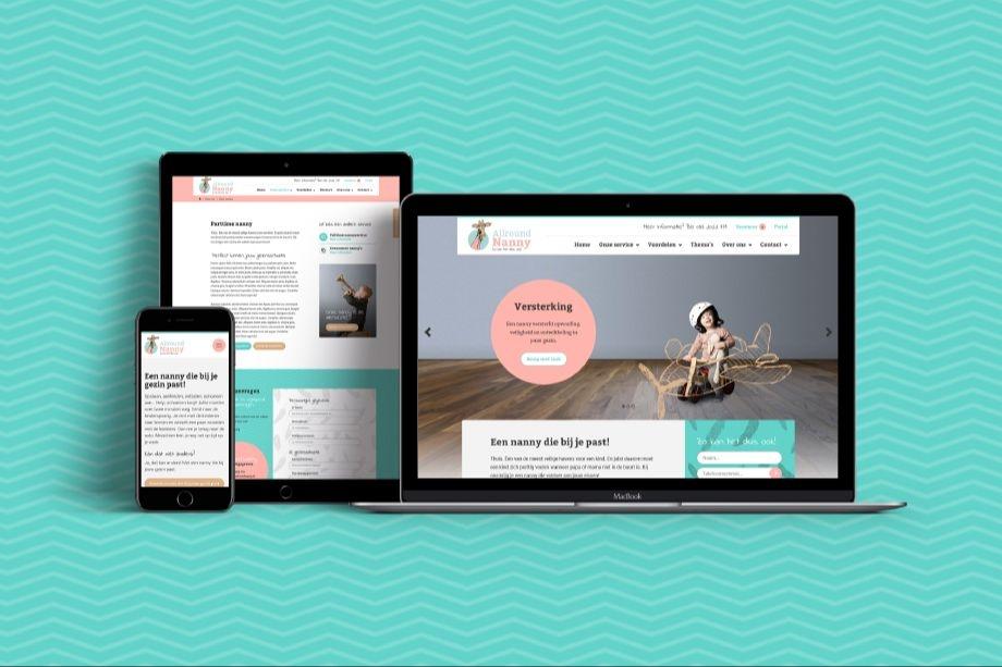 webdesign-website-nannybureau-allroundnanny-mobile-responsive