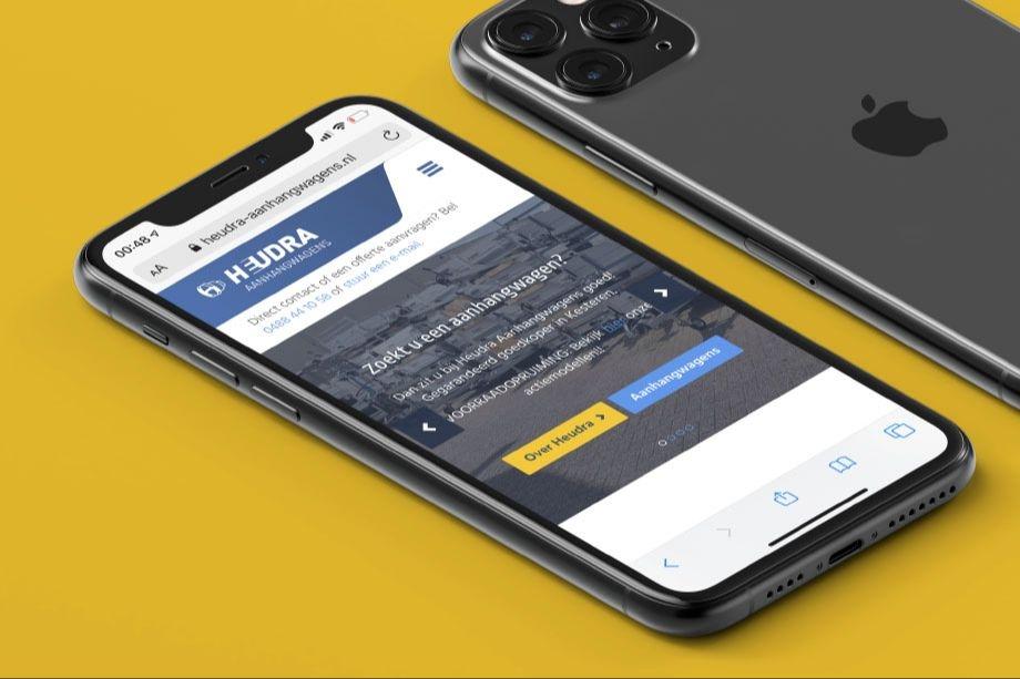 heudra-mobiele-webshop-mobiel-weergave-ontwerp-specifiek-voor-development